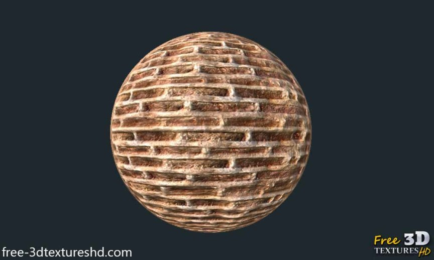old brick wall red seamless texture free download high resolution