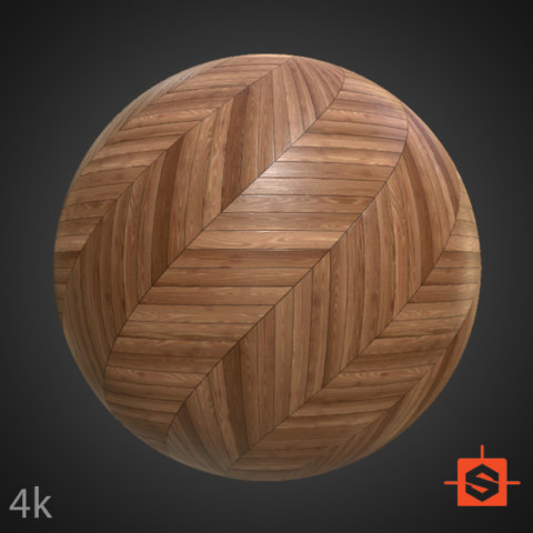 WOOD FLOORS- Parquet -Textures - ARCHITECTURE -parquet flooring texture seamless -herringbone-light-brown-BPR material -High Resolution-Free Download-substances-4k