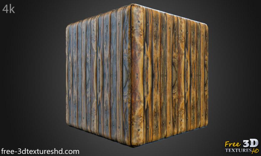 Wooden front doors background texture image tile wooden game textures timber floor free download high resolution BPR material 4k