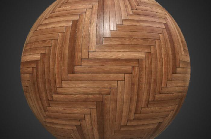 WOOD-FLOORS-Parquet-Textures-ARCHITECTURE-parquet-flooring-texture-seamless-herringbone-style-light-brown-BPR-material-High-Resolution-Free-Download-substances-4k