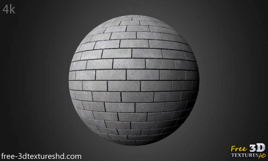 grey brick-wall-3d-texture-free-download-hd-4k