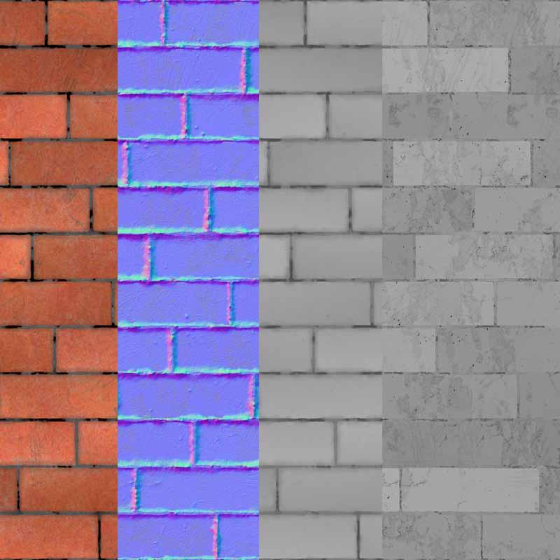 classic-construction-brick-wall-texture-free-download-texture HD