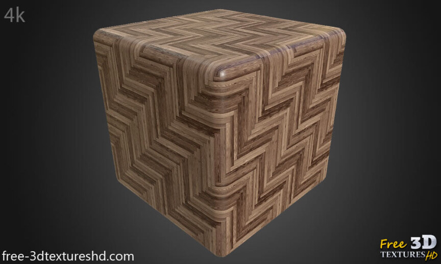 wood-floor-parquet-dark-brown-texture-3d-herringbone-style-free-download-render-cube-preview