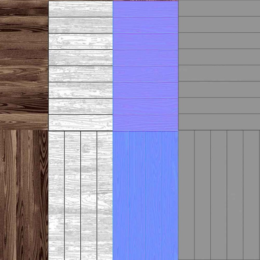 wood-floor-parquet-dark-brown-texture-3d-square-basket-style-free-download-maps-preview