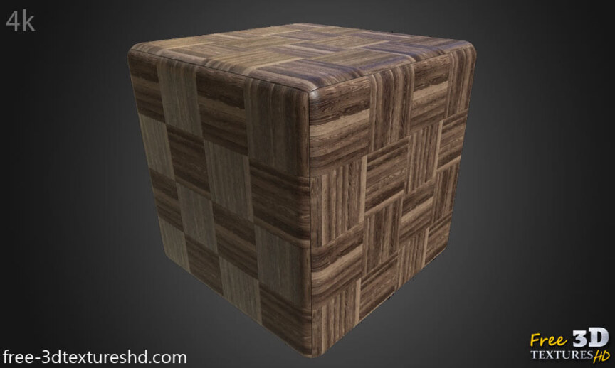 wood-floor-parquet-dark-brown-texture-3d-square-basket-style-free-download-render-cube-preview