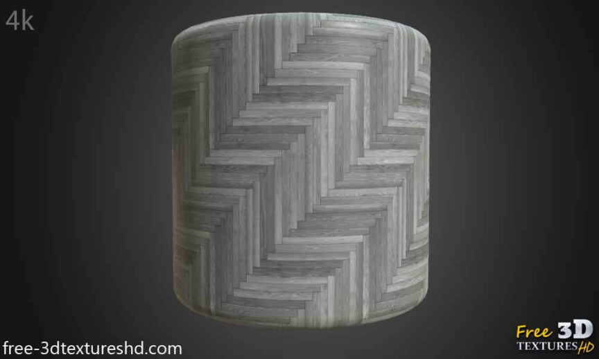 wood-floor-parquet-white-grey-texture-3d-herringbone-style-free-download-render-cylindre-preview