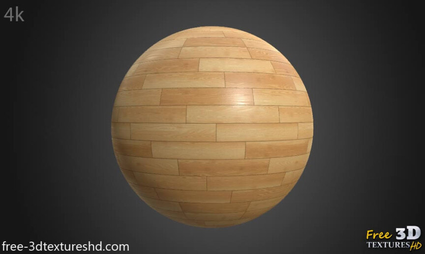 parquet-flooring-texture-seamless--BPR-material--High-Resolution-Free-Download-4k-render-preview