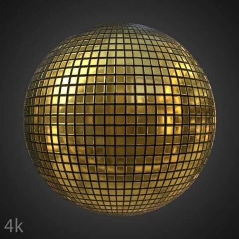 Gold-Textures-Seamless-disco-ball-BPR-material-High-Resolution-Free-Download-HD-4k