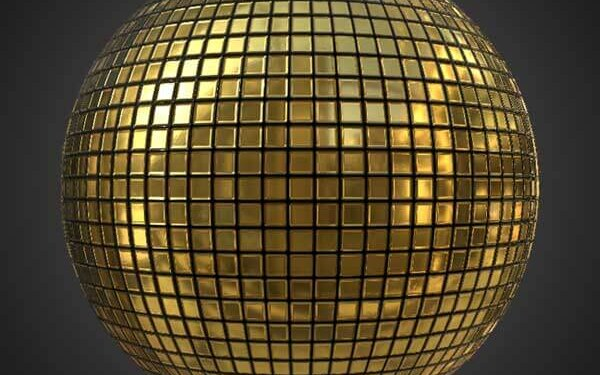 Gold-Textures-Seamless-disco-ball-BPR-material-High-Resolution-Free-Download-HD-4k
