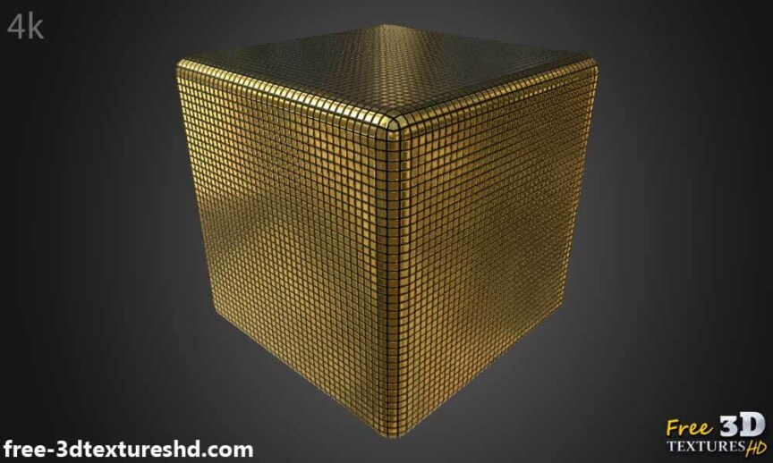 Gold-Textures-Seamless-disco-ball-BPR-material-High-Resolution-Free-Download-HD-4k-preview-cube