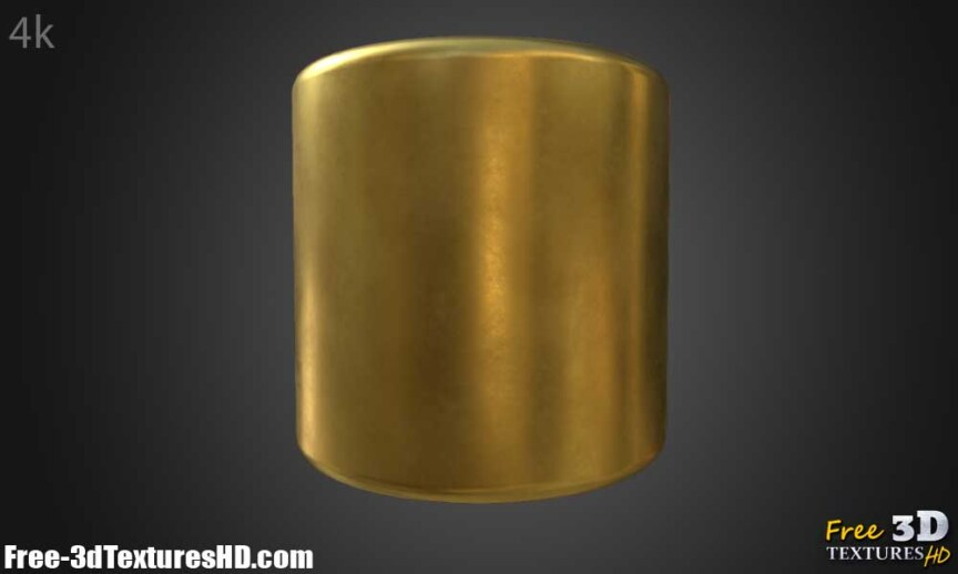 Gold-Textures-Seamless-natural--BPR-material--High-Resolution-Free-Download-HD-4k-render-cylindre-preview