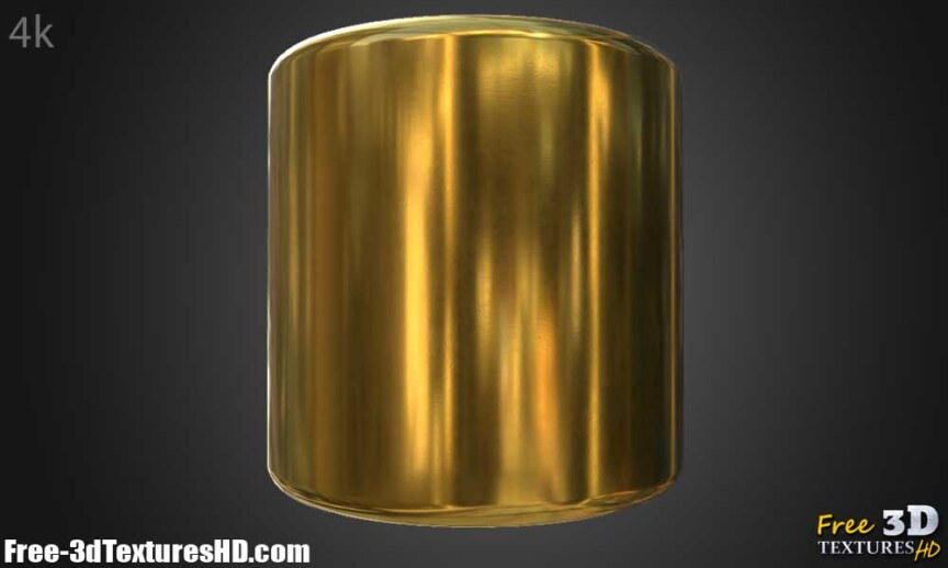 Gold-Textures-Seamless-normal-shiny-BPR-material--High-Resolution--Free-Download-HD-4k-render-cylindre-preview