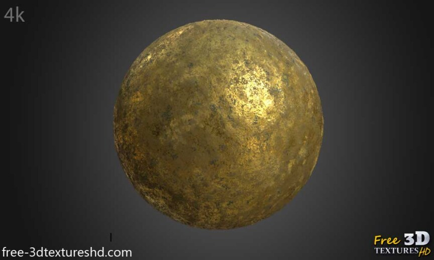 Gold-Textures-Seamless-old-natural--BPR-material--High-Resolution--Free-Download-HD-4k-preview