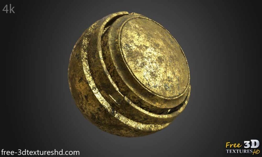Gold-Textures-Seamless-old-natural--BPR-material--High-Resolution--Free-Download-HD-4k-preview-render-mat