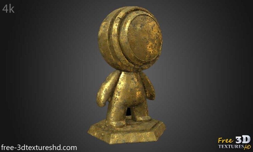 Gold-Textures-Seamless-old-natural--BPR-material--High-Resolution--Free-Download-HD-4k-preview-render-object