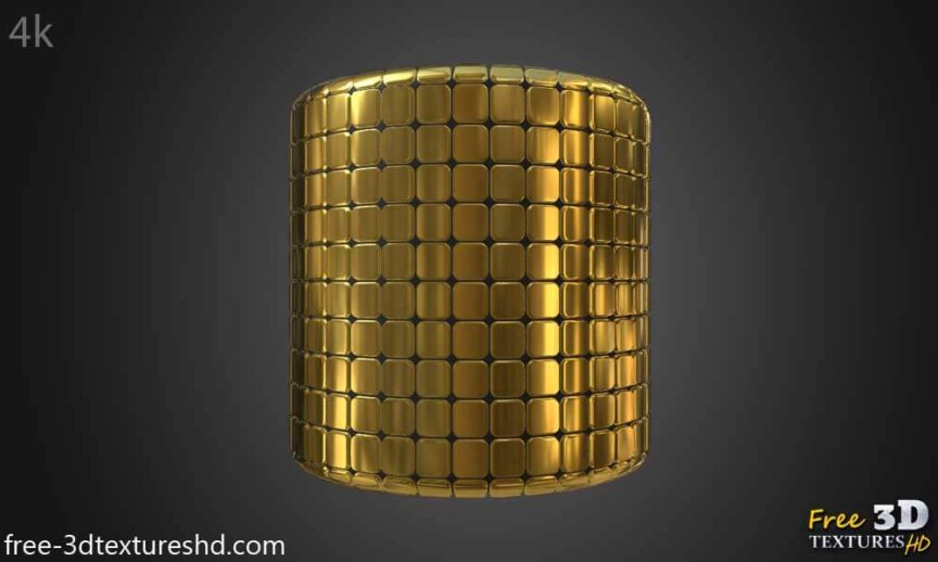 Gold-Textures-Seamless-square-wall-background-BPR-material--High-Resolution--Free-Download-HD-4k-preview-cylindre