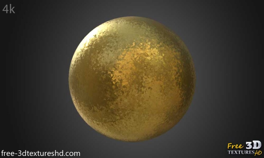 Gold-galvanized-Textures-Seamless-BPR-material-High-Resolution-Free-Download-HD-4k-preview