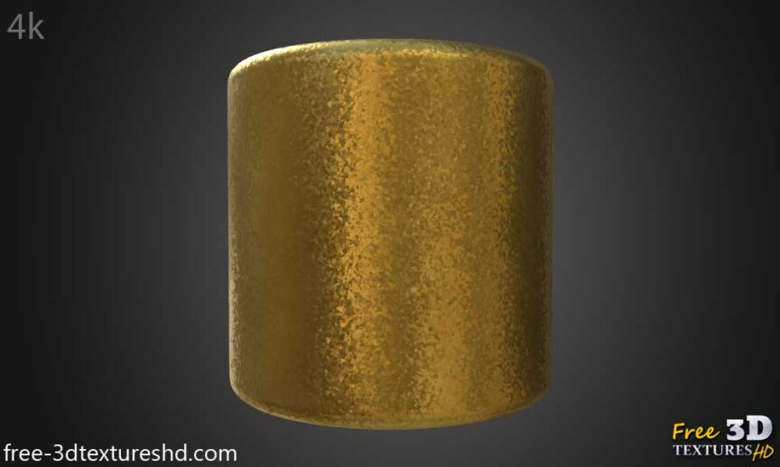 Gold-galvanized-Textures-Seamless-BPR-material-High-Resolution-Free-Download-HD-4k-preview-cylindre