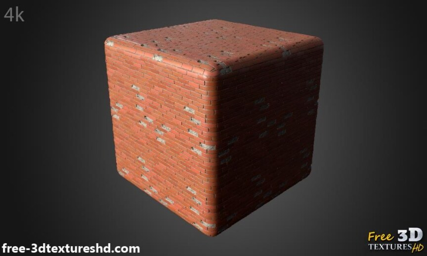 Old-Brick-wall-with-unstack-bricks-textures-free-download-background-BPR-material-high-resolution-HD-4k-preview-cube