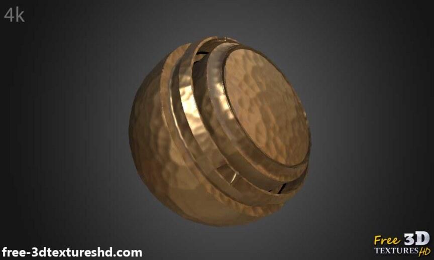 Hammered-copper-textures-BPR-material-Seamless-High-Resolution-Free-Download-HD-4k-render-mat