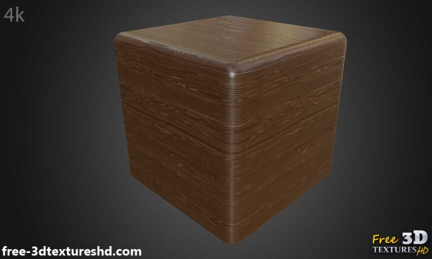 Natural-brown-wood-texture-BPR-material-background-3d-free-download-HD-4K-preview-render-cube