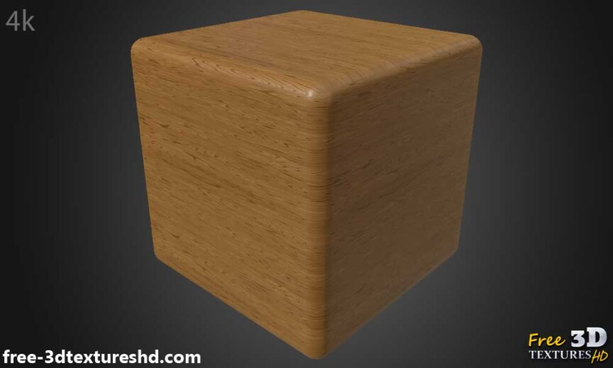 classic-brown-wood-texture-BPR-material-background-3d-free-download-HD-4K-preview-render-cube