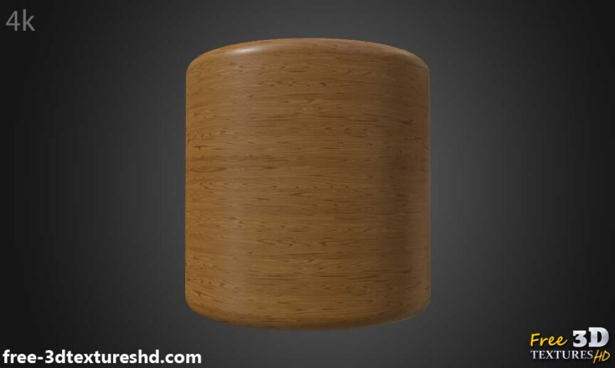 classic-brown-wood-texture-BPR-material-background-3d-free-download-HD-4K-preview-render-cylindre