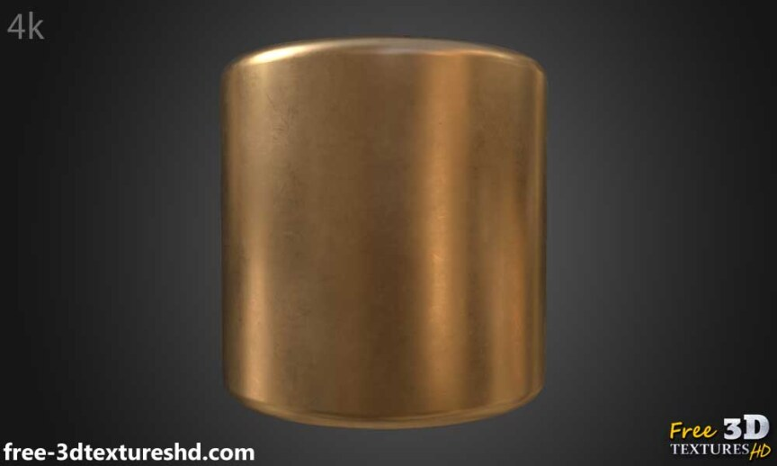 copper-Textures-Seamless-BPR-material-High-Resolution-Free-Download-HD-4k-render-cylindre