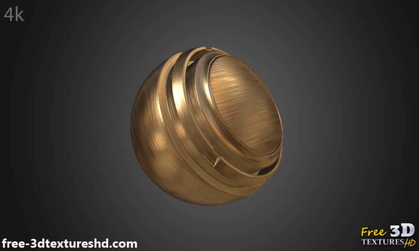 copper-brushed-Textures-BPR-material-Seamless-High-Resolution-Free-Download-HD-4k-preview-render-3D