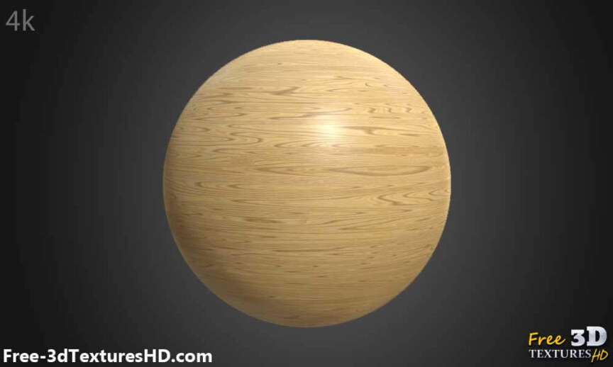 light brown wood texture background.-3d-free-download-1-preview-render-sphere