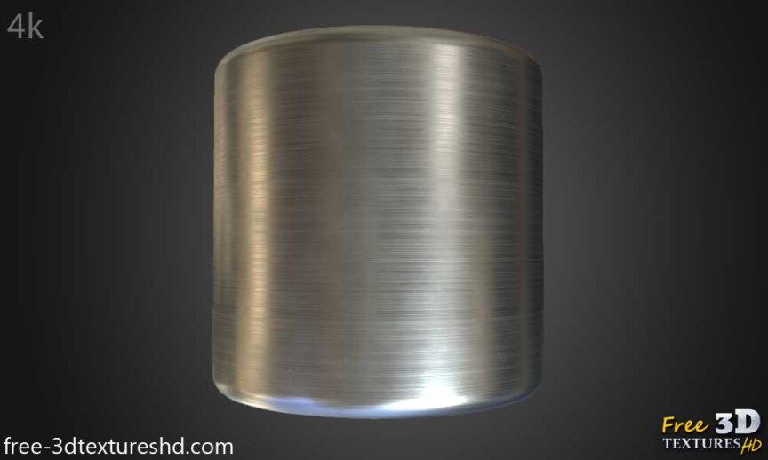Aluminium-brushed-metal-texture-seamless-BPR-material-High-Resolution-Free-Download-HD-4k-render-cylindre
