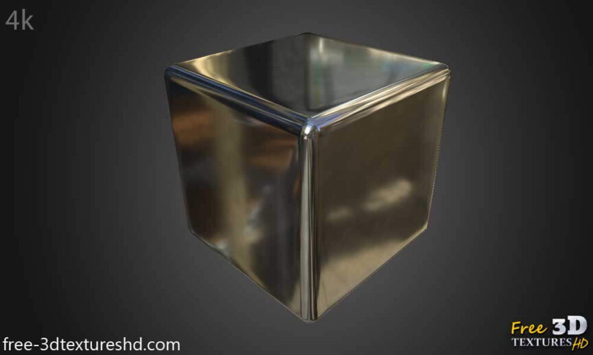 Aluminium-polished-metal-texture-seamless-BPR-material-High-Resolution-Free-Download-HD-4k-render-cube