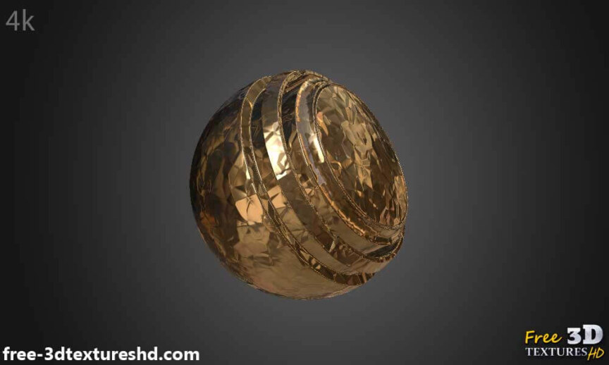 metallic Paper-copper-textures-BPR-material-Seamless-High-Resolution-Free-Download-HD-4k-render-object