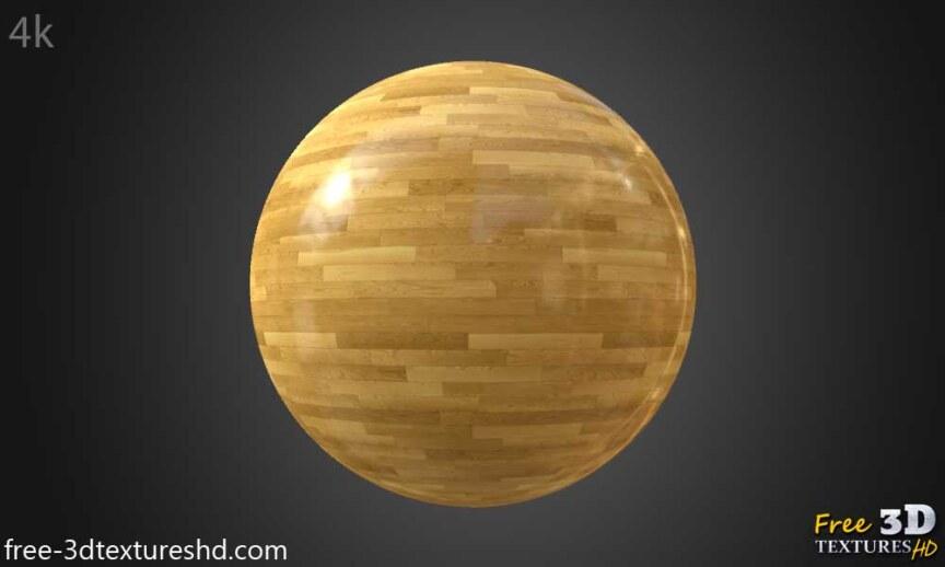 Wood-floor-parquet-bright-texture-3d-BPR-free-download-seamless-HD-4K-render