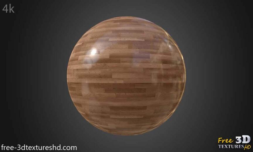 Wood-floor-parquet-brown-texture-3d-BPR-free-download-seamless-HD-4K-render