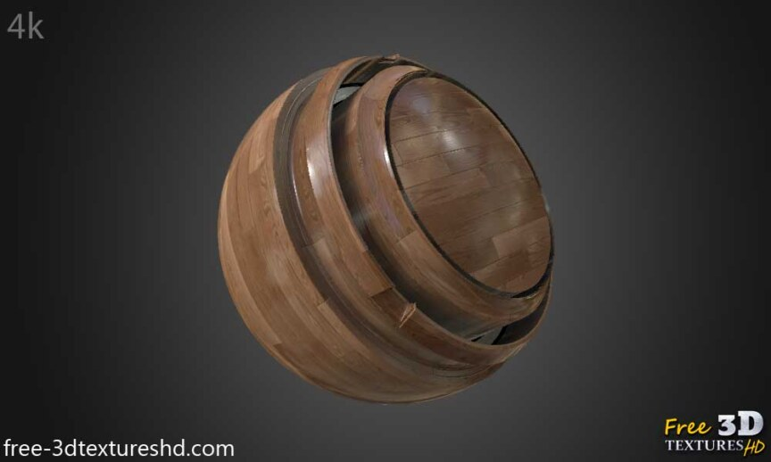 Wood-floor-parquet-brown-texture-3d-BPR-free-download-seamless-HD-4K-render-mat