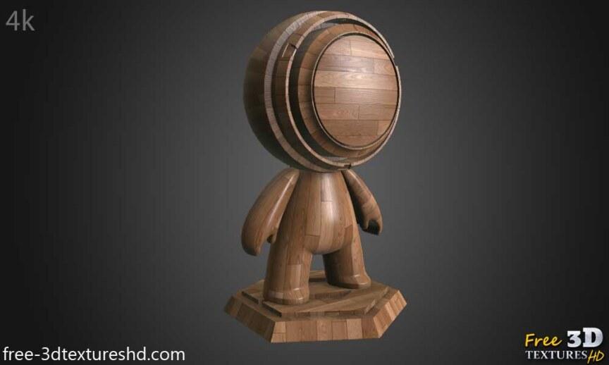 Wood-floor-parquet-texture-3d-BPR-free-download-seamless-HD-4K-render-object